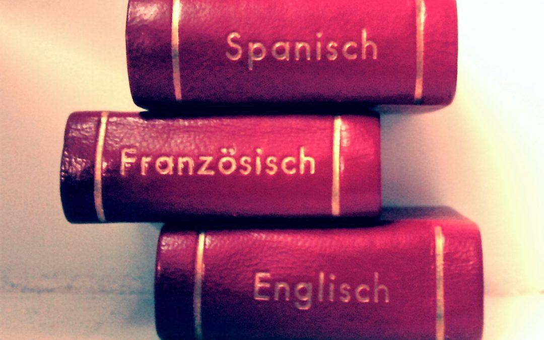 Drei weit verbreitete Irrtümer rund ums Übersetzen