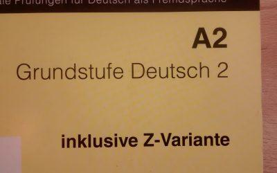 ÖSD A2-Prüfung