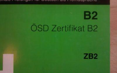 ÖSD B2-Prüfung