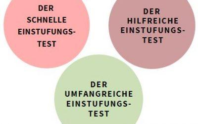 Online-Einstufungstest für Deutsch
